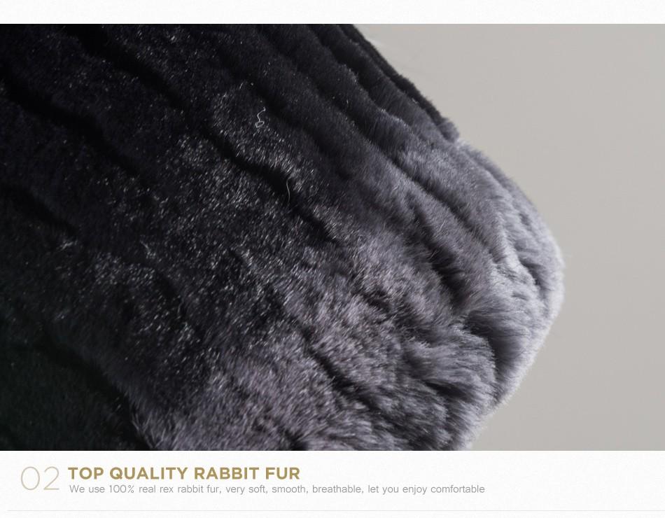 fur hat female winter PCM006 (7)