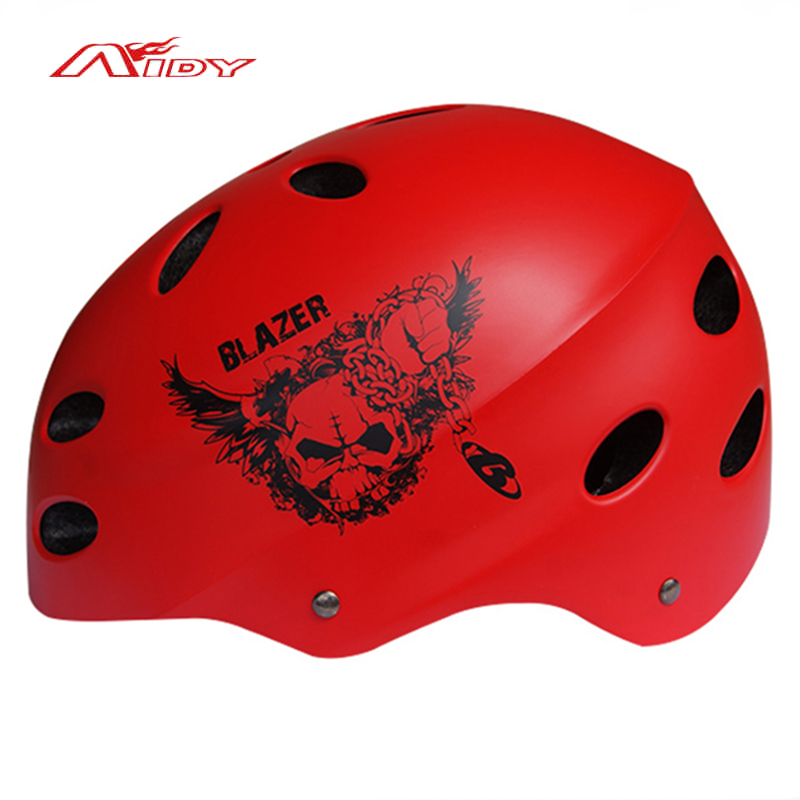 New 2016 AIDY 54-58cm EPS Sport Safety Casco Ciclismo Capacete Btt Bicicleta Skating Skateboard Bicycle Cycling Kids Helmet Bike(China (Mainland))