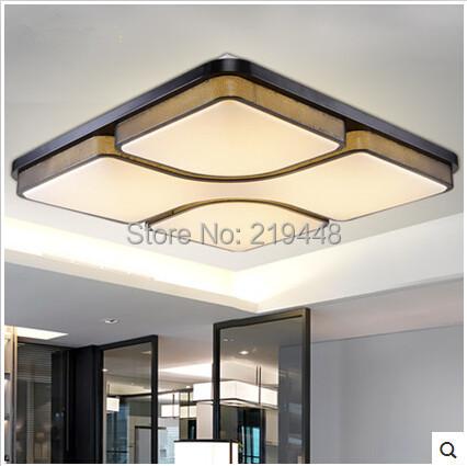 led living room ceiling lights modern minimalist creative