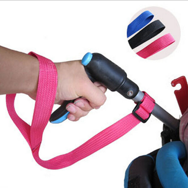 Hot Baby Children Stroller Safety Wrist Strap Prevent Slip Safe Belt for Baby Carriage Anti-off Accesories Safe Product VCH29P30(China (Mainland))