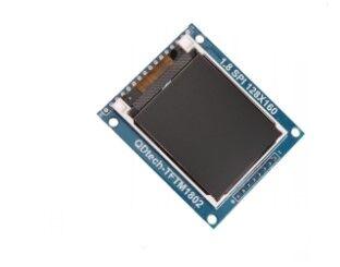 """10pcs 1.8"""" Serial SPI TFT LCD Module Display 28*160 + PCB Adapter Power IC SD Socket 128X160(China (Mainland))"""