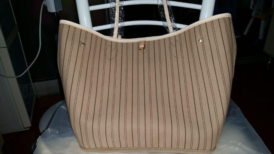 Fashion Free Shipping! Top-Quality neverfull monogram MM 40995 shoulder bag women shopping bag(China (Mainland))
