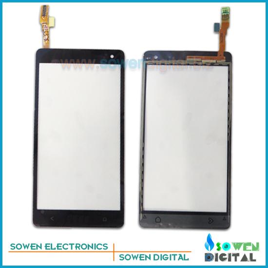 Для HTC Desire 600 дигитайзер сенсорным сенсорный экран панели, Черный. бесплатная доставка, в Исходном htc desire в отличном состоянии