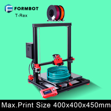 Big size 400*400*450mm Reprap Prusa i3 DIY impressora 3d desktop 3d Printer Machine kit with 2 Roll Filament 8GB SD card