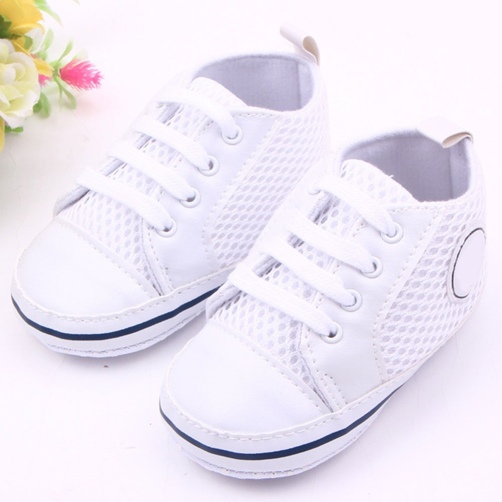 High Quality Baby Shoes Girls Goys 2016 Fashion Canvas Shoe Soft Prewalkers Casual Baby Shoes(China (Mainland))