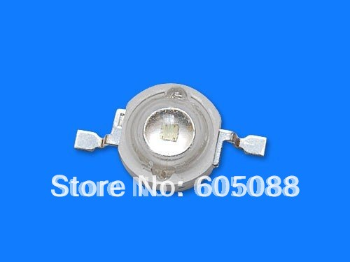 blue color 1w high power led,wavelength 460-470nm,1w 38mil chips,100pcs/lot promotion!<br><br>Aliexpress