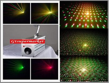 Free shipping,GD-050,160mW Active Meteor Shower  Laser Disco Club Party Stage light,Bring you a shiny stage