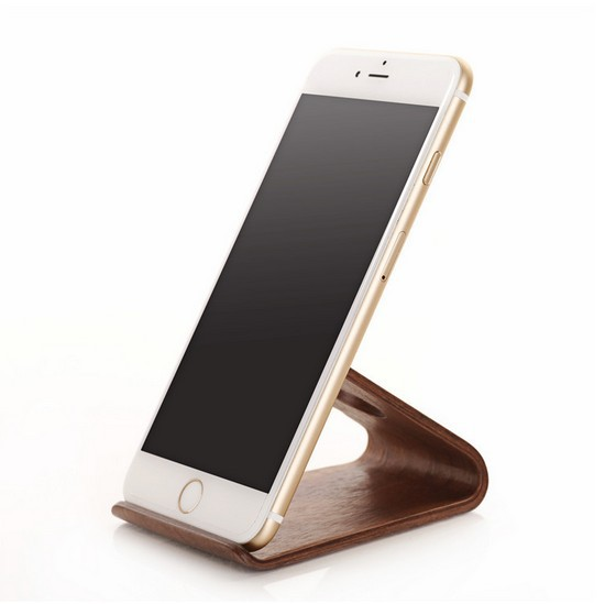 Aliexpress Buy Wooden Phone Stand Mobile Holder for