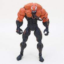 16 centímetros Marvel Brinquedos Amazing Spiderman Homem-Aranha Venom Action Figure Series Superhero Collectible Modelo Toy Boneca Presentes de Natal(China)