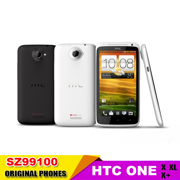 original HTC One XL Android GPS WIFI 4.7''TouchScreen 8MP mobile Phone htc one x 32GB Good quality Refurbished Free shipping(China (Mainland))