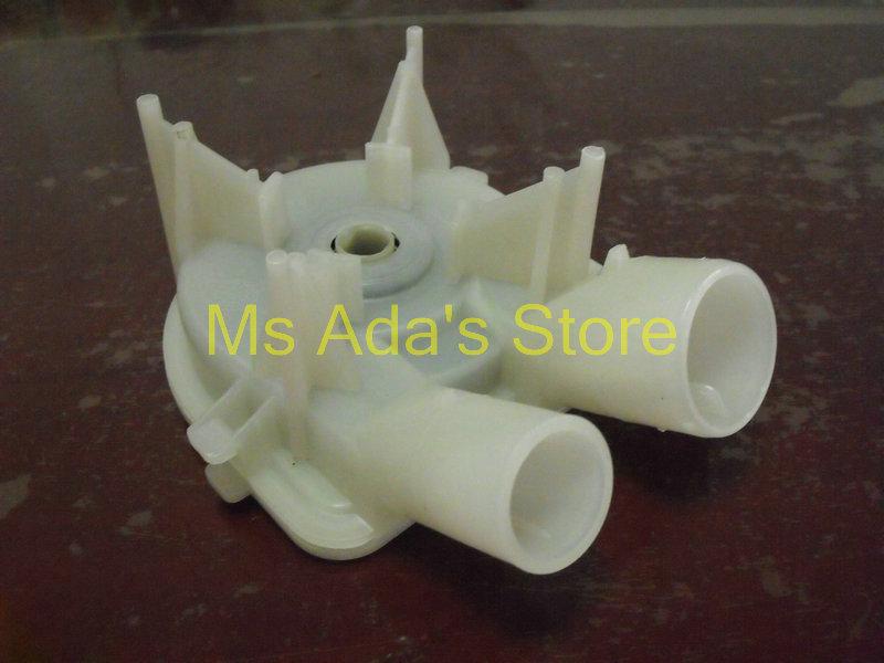 Free shipping! 2 pcs Whirlpool Kenmore Washer Water Pump 3363394 3348015(China (Mainland))