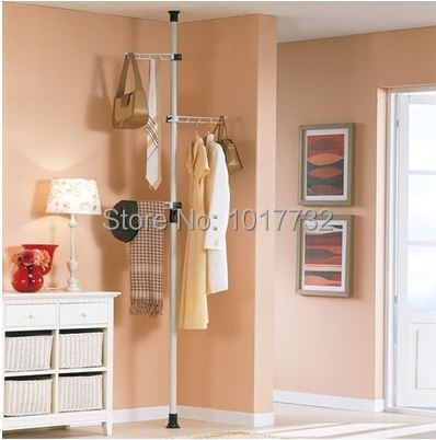 Home furniture cabide clothes hat cap creative hanger standing coat rack living room hats wardrobe closet decoration house(China (Mainland))