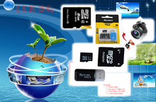 3IN1  memory card 64gb micro sd card 32gb class 10 microsd 16GB 8GB TF Card Flash card + Adapter + Reader FOR  PHONE GPS GOPRO