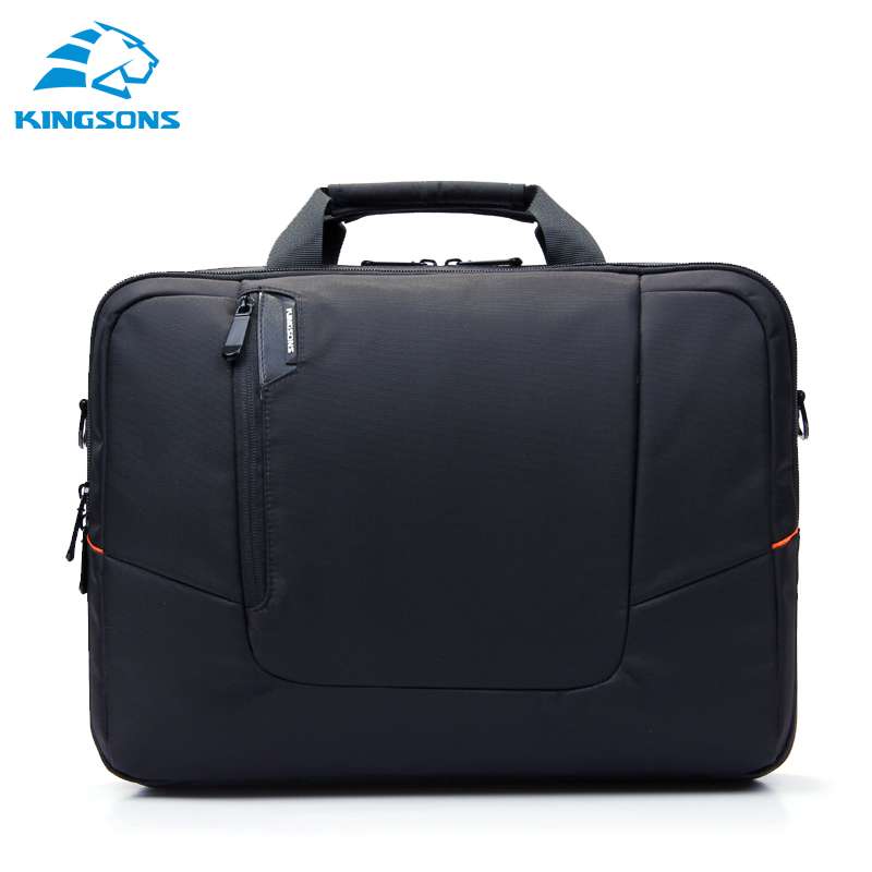"Kingsons Laptop Briefcase Cumon Portable Notebook Cover 12"" 13"" 14.1"" Messenger Shoulder Unisex Boy Girl Durable Bag(China (Mainland))"