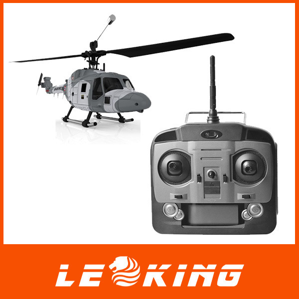 The Newest Most Advanced Hubsan H101B RC Helicopter Remote Control 4CH Westland Lynx helicopter EMS free shipping(China (Mainland))