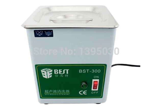 8pc/lot 2014 hot sale  110V/220V BEST-300 clean machine  stainless steel ultrasonic cleaner 1.8L 110V/220V Free shipping by DHL<br><br>Aliexpress