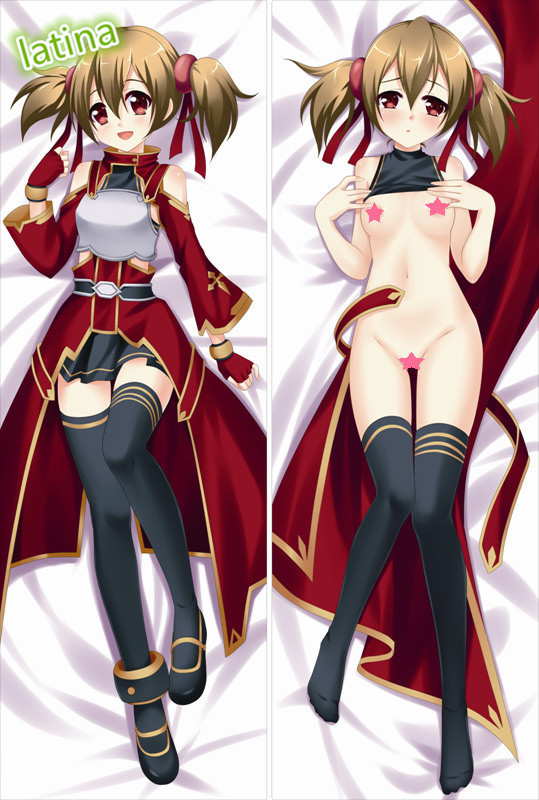 sword art online sao hentai body bedding hugging dakimakura pillowcase