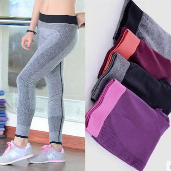 Women Sexy Leggings 2016 Gothic Sport Leggings Fitness Fashion Women Pants Leggins Gym Clothes For Women Pants Elastic Jegging(China (Mainland))