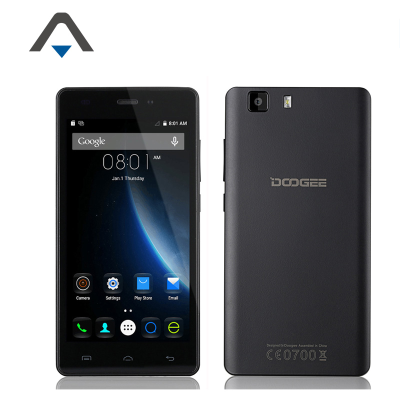 Original Doogee X5 X5S X5 Pro 5.0Inch HD1280x720 IPS MTK6580 Quad Core Android 5.1 Cell Phone 1GB RAM 8GB ROM 5.0MP 3G WCDMA(China (Mainland))