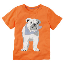 Buy 1-6 Years Cotton Baby Clothes Boys T-shirt Summer Cartoon Dog T Shirt Tops Tee Children Clothes Dogs Baby Boys Girls T Shirt for $6.88 in AliExpress store