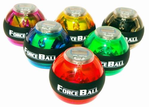 Power Ball Gyroscope health Fitness orb LED Wrist Strengthener Ball Exercise SPEED Counter force ball PowerBall()