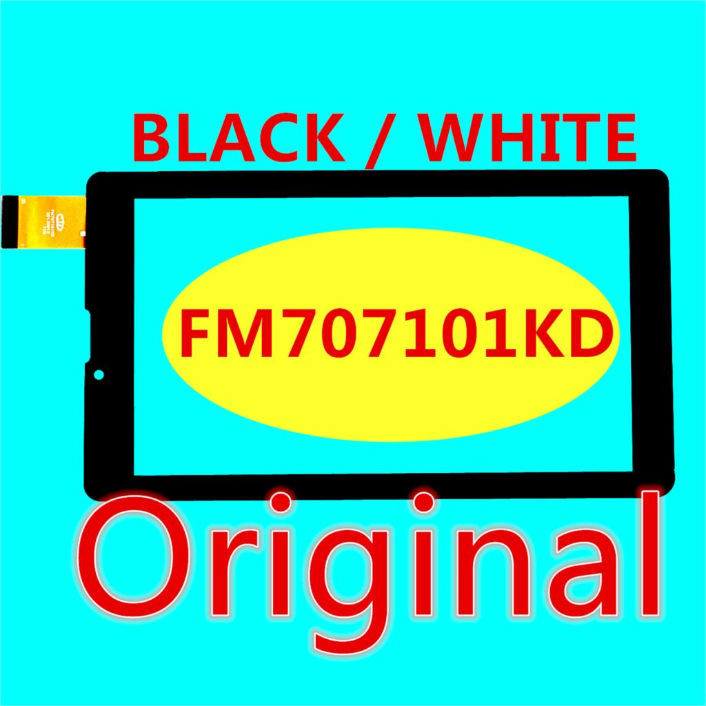 7inch MTK6577 MTK6527 PHONE tablet pc touch screen digitizer glass touch panel CTD FM707101KD<br><br>Aliexpress