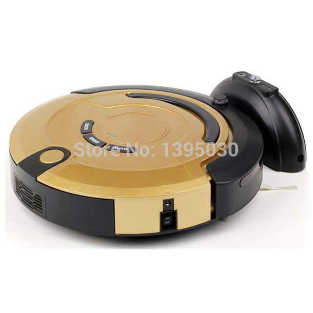 4PCS/Lot Free Shipping By DHL KRV209 110V/220V Intelligent Household Ultra-Thin Robot Smart Efficient Automatic Vacuum Cleaner(China (Mainland))