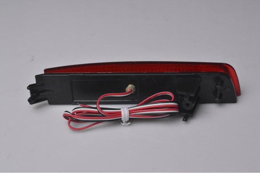 Новый для nissan лампа стайлинга автомобилей стоп задний