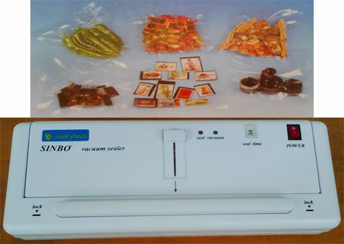 Food preservation equipment DZ-280/2SD vacuum packaging machine is a fresh multi-family ideal, 100% free PP plastic bags