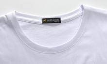 2015 Plus Size 5XL O Neck T Shirt Men Short Sleeve T Shirts Gym Fitness T