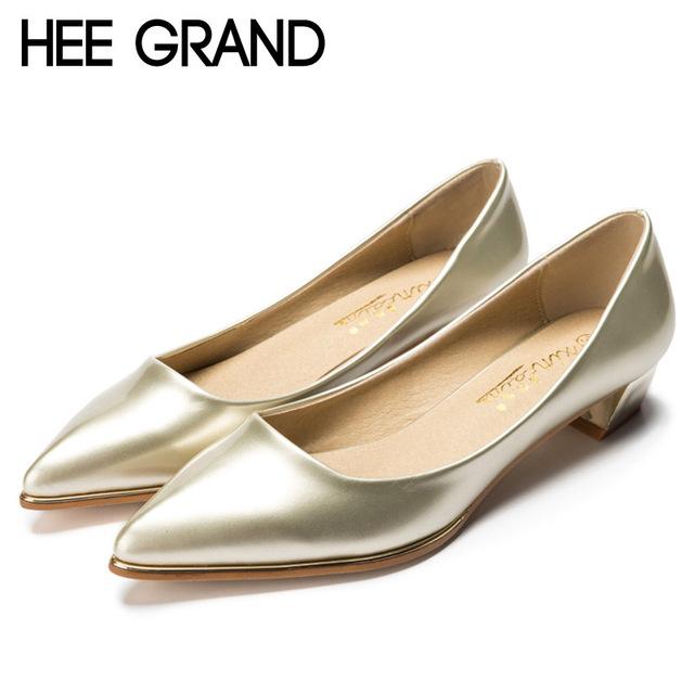 Элегантный золотой серебряные высокие каблуки 2016 весна лето сексуальные туфли на ...