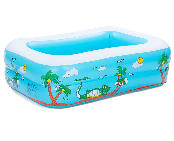New 2015 Brand Beach Inflatable Swimming Pool Toddler Baby Swim Pool Piscine Inflatable Air