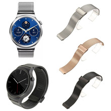 Brand New Fashion Softness 22mm Quick-Release Stainless Steel Replacement Watchband Strap For Huawei Smart Watch