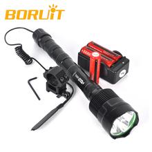 Тактический фонарь для охоты