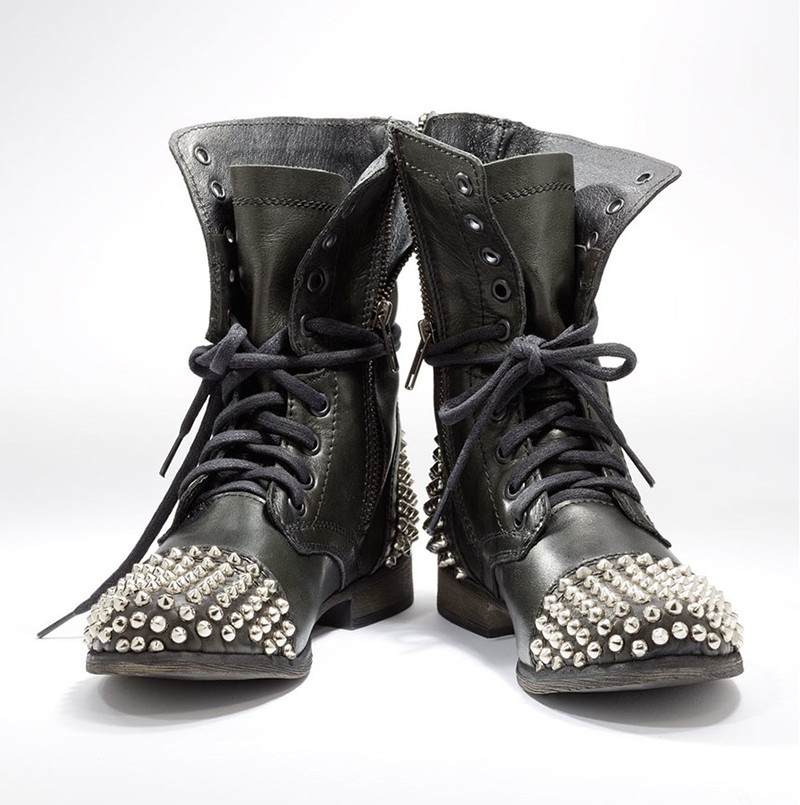 Popular Combat Boots Girls-Buy Cheap Combat Boots Girls lots from ...