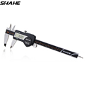 free shipping SHAHE electronic stainless hardened digital caliper electronic ruler vernier caliper 150 mm