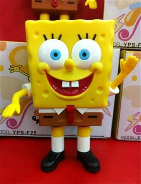 rubber sponge bob mix USB Flash 2.0 Memory Drive Stick Pen/Thumb/Car 4GB 8GB 16GB 32GB 64GB S57(China (Mainland))