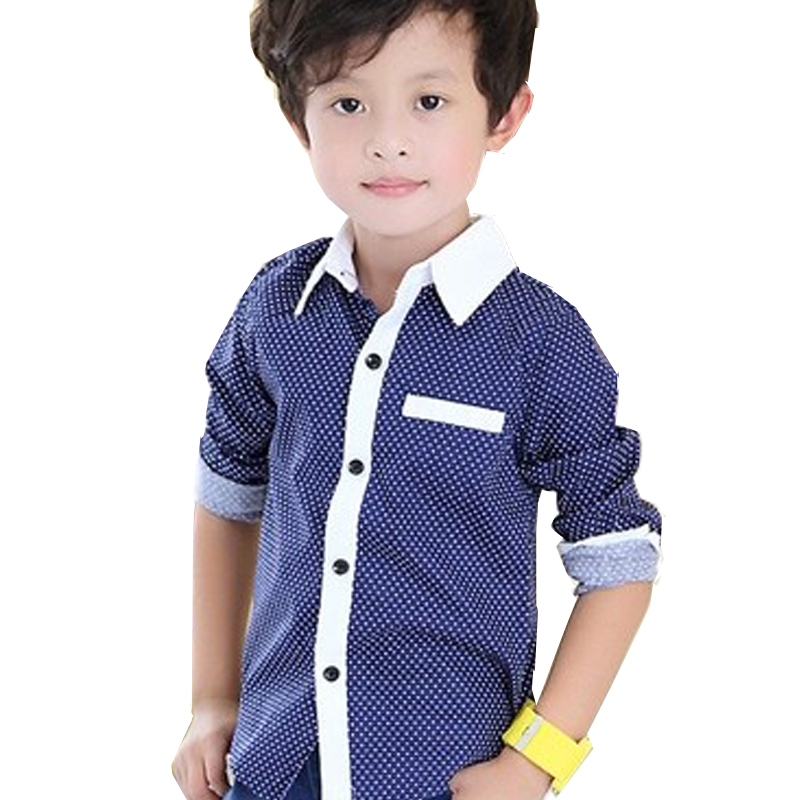 Boys Blouse 116