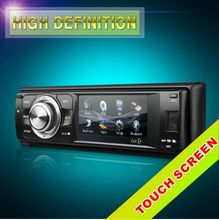 """3"""" Digital Touch Screen 1 Din Car DVD Player Single Din Car Radio Stereo detachable panel bluetooth subwoofer mp3 cd palyer(China (Mainland))"""