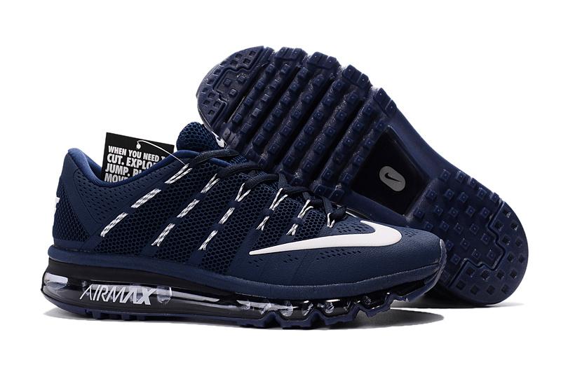 Nike Air Max 2016 Blauw Groen