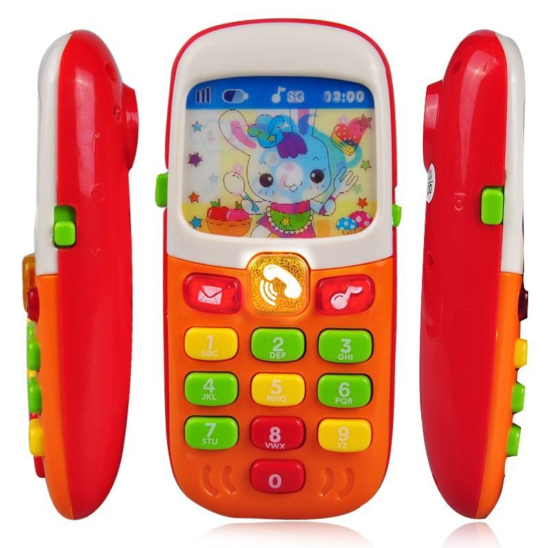 Игрушечные телефоны из Китая