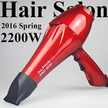 Ceramic Ionic ALPHA Pro 3800 Professional Hair Dryer for Hair Salon Fast Styling Blow Dryer Long Life AC Motor 12 Month Warranty(China (Mainland))