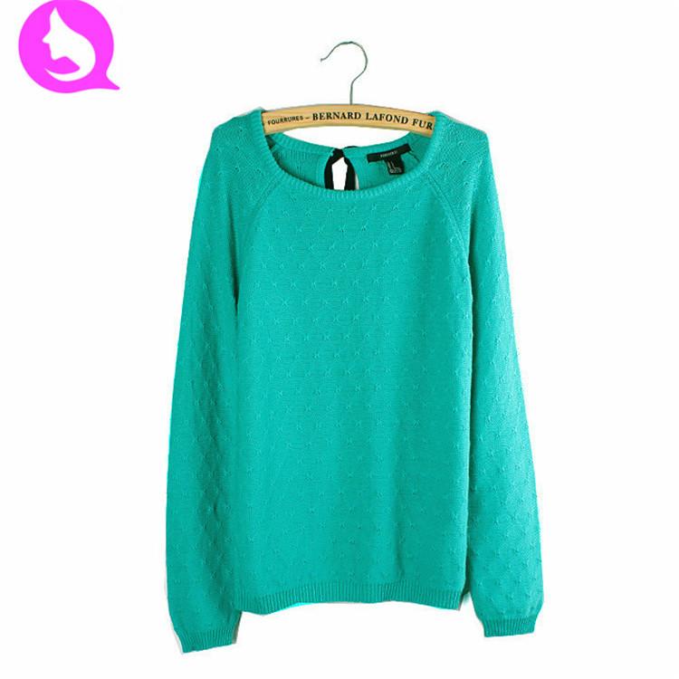 Женский пуловер 2015 o /0009 Qi-0009