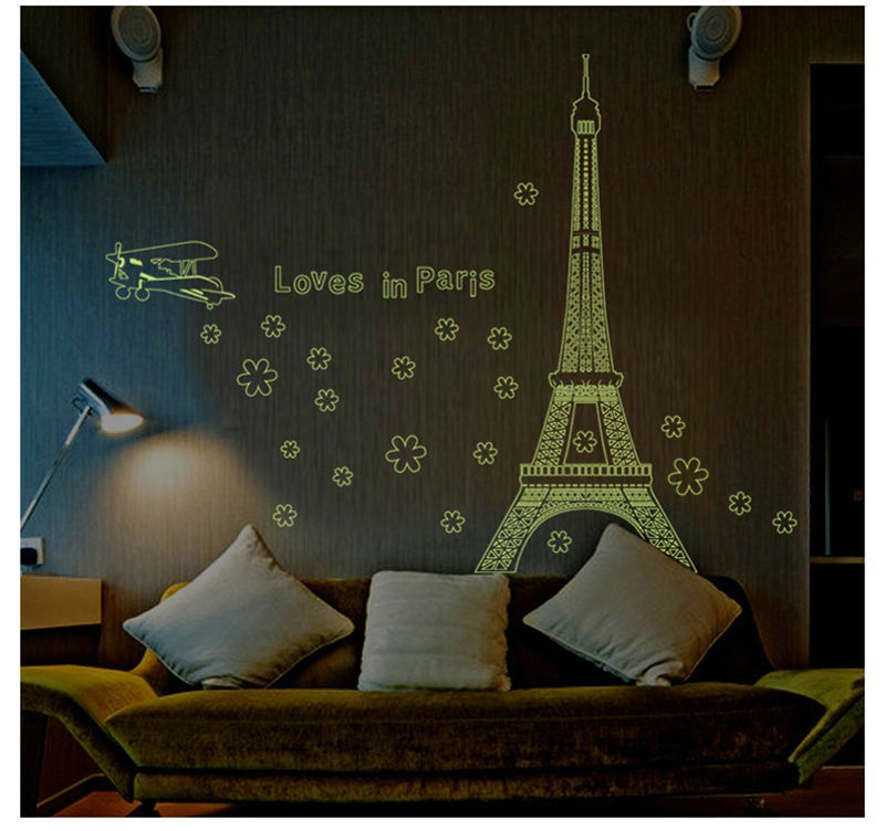 Online buy wholesale paris bedroom decor from china paris bedroom decor wholesalers - Eiffel tower decor for bedroom ...