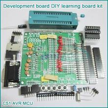 "Képtalálat a következőre: ""C51 AVR MCU development board DIY learning board kit Parts and components"""