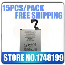 New Arrival Top Selling 15Pcs/Pack BP-4GW battery 2000mah for Nokia Lumia920 Mobile Phone Accessory High Quality