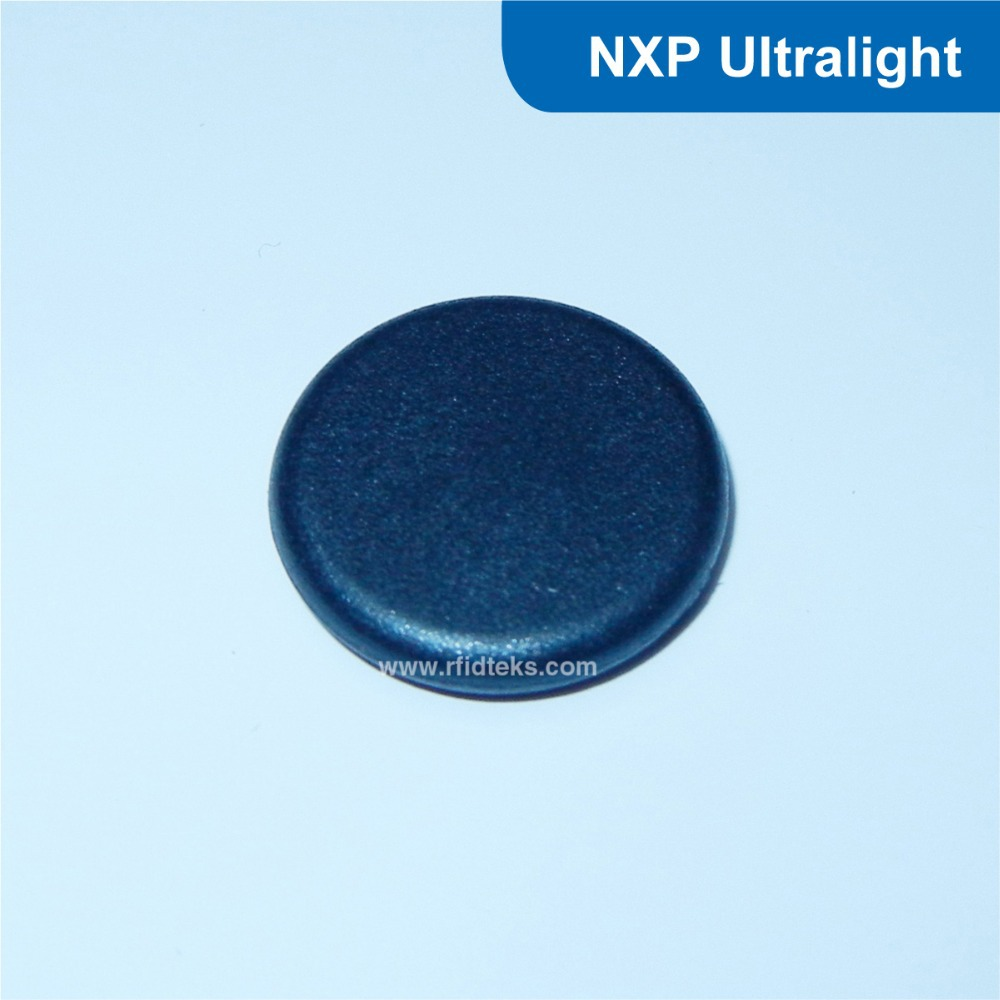 13.56MHz pps rfid laundry tags/ iameter 18mm pps washable rfid laundry tag Original Ultralight Chip Free Shipping