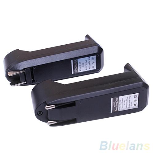 US EU Plug Smart Charger 18650 3 6 3 7v Rechargeable for Li Ion Batteries 2M8N