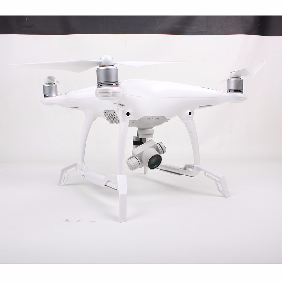 New Arrival DJI Drone Accessories Landing Gear For DJI Phantom 4 Extended Landing Gear Landing Skid Support Stabilizers