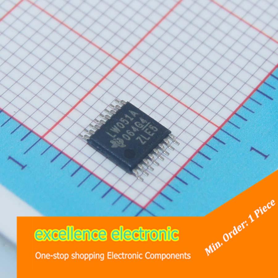 SN74LV4051APWR LV4051A TSSOP16 Logic IC 1Pcs(China (Mainland))